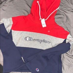 Champion hoodie size XS